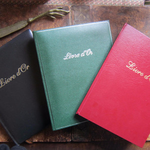 Read our guest books